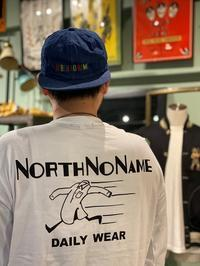 """""""NORTH NO NAME ADVERTISING L/S T"""" - ★ GOODY GOODY ★  -  ROCK'N ROLL SHOP"""