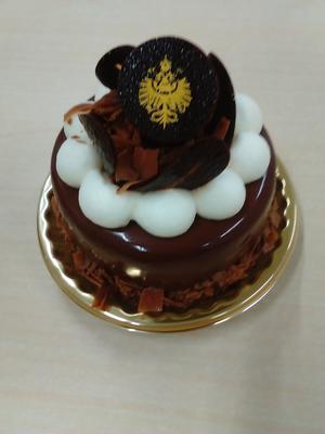 チョコレートケーキ -