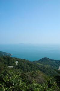 瀬戸内海風景 ① - かたくち鰯の写真日記2