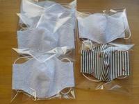 ご注文のマスクなどの小物 - yunoのアトリエ