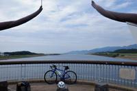 くにびき海岸大橋(神戸川河口) - じじ & ばば の Photo blog