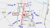 国分寺3・2・8号府中所沢線(新府中街道)進捗状況2020.8 - 俺の居場所2(旧)