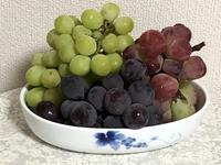 山梨の葡萄 - 秋田 蕗だより
