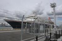 東京国際クルーズターミナルを見てきました!~外回り編~ - カメラと会いに行く