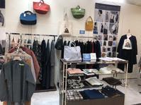 京王百貨店新宿店10th Anniversary フェア開催 - GRANDMA MAMA DAUGHTER OFFICIAL BLOG