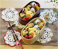 白はんぺんボールフライ弁当とリクの晩御飯♪ - ☆Happy time☆