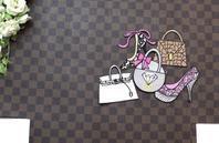 大人のバッグのデザインのワッペン♡ - Atelier Chou