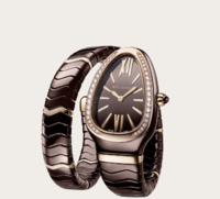 ブルガリセルペンティの時計の女性 - Wayakoのつぶやき