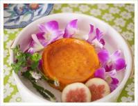 マンゴーチーズケーキでお返しを('ω') - ほっこりほっこりしましょ。。