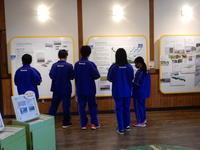 【環境学習】石狩中学校1年生 - 石狩浜観察日記