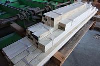 ホワイトアッシュ格子建具 - SOLiD「無垢材セレクトカタログ」/ 材木店・製材所 新発田屋(シバタヤ)