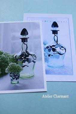 紫外線と退色 - Atelier Charmant のボタニカル・水彩画ライフ