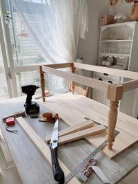DIY テーブル* - Natural style*