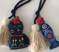 モン族の刺繍のタッセル - HanaHana Selection