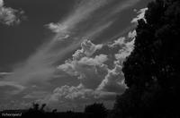 湧き立つ雲 - 光の贈りもの