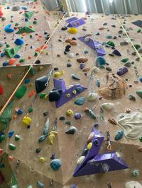 【スクール】 インドア講習体験会(9月11日) - ちゃおべん丸の徒然登攀日記