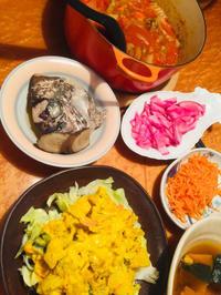 鯛カブト煮 - みーこの日記