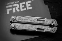 LEATHERMAN FREE P4 - various things