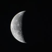 天体観測有明月 - 月見野営