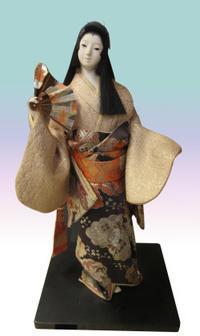 古代人形の着物の着せ替え - 人形修理職人ネットワーク福田匠庵 匠の工房便り