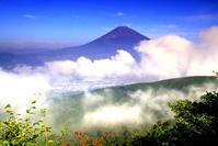 令和2年8月の富士(23)芦ノ湖スカイラインの富士 - 富士への散歩道 ~撮影記~