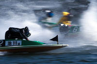 尼崎競艇場のレース撮影のツボを公開します - スポック艦長のPhoto Diary