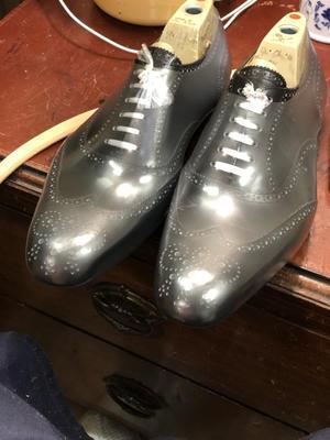 パッキング - 靴職人のひとりこと