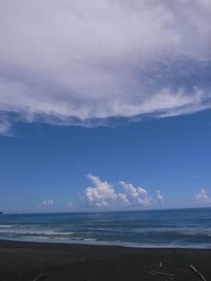 海の上の雲 - this twilight garden