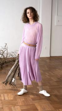 梨編みセーター - suifu