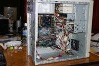 パソコンの性能アップとクーリング対策 その⑧ 実家 PC2号機 - 気分にまつわるエトセトラ