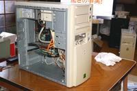 パソコンの性能アップとクーリング対策 その⑨ 実家 PC1号機 - 気分にまつわるエトセトラ
