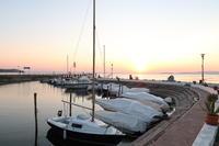 夕日きらめく湖畔へアイゴでドライブに - イタリア写真草子 Fotoblog da Perugia