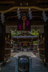 護王神社のイノシシ - 鏡花水月