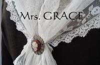 """ワンピース『ロイス・KN』 - いつかリリアン・ギッシュのように…""""Mrs.GRACE""""のアトリエ便り"""