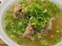 ご飯のおかずはテールスープ - sobu 2