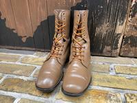 マグネッツ神戸店9/16(水)Boots入荷! #2 Military Boots!!! - magnets vintage clothing コダワリがある大人の為に。