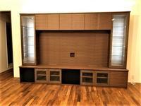 機能性が高いテレビボード - オーダー家具の現場レポート