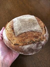カンパーニュ試行錯誤 - slow life,bread life