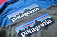 PATAGONIA P-6 Logo Organic Crew Sweatshirt - DAKOTAのオーナー日記「ノリログ」