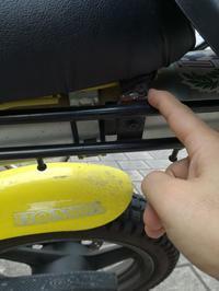 私のバイクは ネタ作... - ゼニットさん の まるちな研究室の倉庫