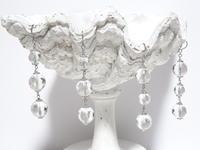 大粒丸玉クォーツ(水晶)のピアス - Iris Accessories Blog