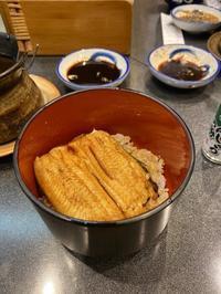 うなぎ、酢飯 - めでこのゴハンノオト