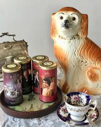 ダウントンアビーとザ・クラウンの紅茶♪ - アンティークな小物たち ~My Precious Antiques~