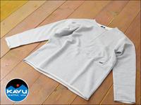 KAVU [カブー] FL LOCK [19820721] エフエルロック・スエット・長袖Tシャツ・MEN'S - refalt blog