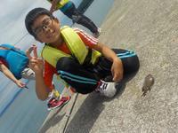 9月26日(土)オプショナル「はじめての海つり!」は、活動を実施いたします。 - 子どものための自然体験学校「アドベンチャーキッズスクール」