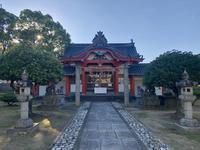 散歩の途中近くにある神社に - 追憶の小箱