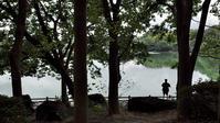 「釣りをする人」 - hal@kyoto