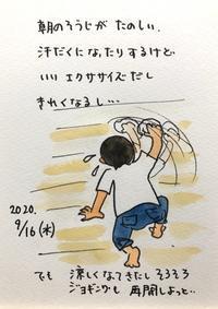 朝の掃除エクササイズ - 一天一画   Yuki Goto