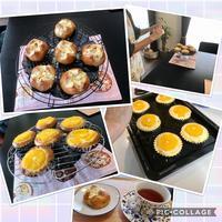 『Wクルミのハニークリチパン』&『オレンジパン』レッスン - カフェ気分なパン教室  *・゜゚・*ローズのマリ
