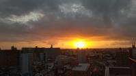 朝陽を見てスタート - ふうりゅう日記
